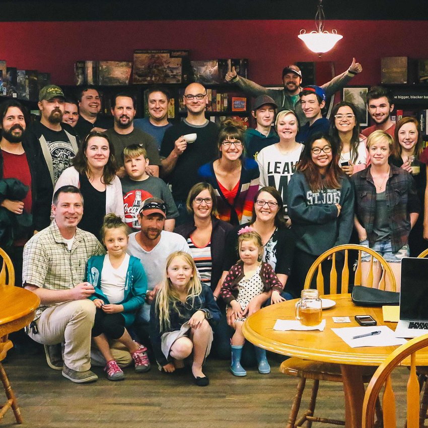 Grande Prairie Film Community
