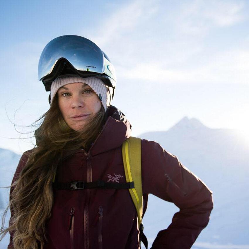 Christina Lustenberger - Extreme Skier