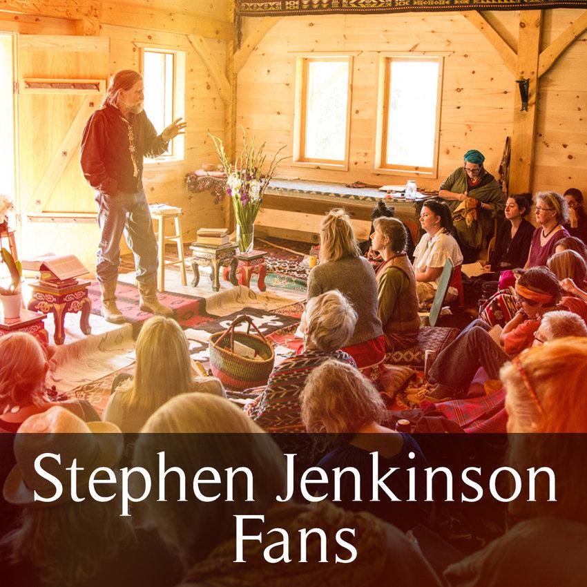 Stephen Jenkinson Fans