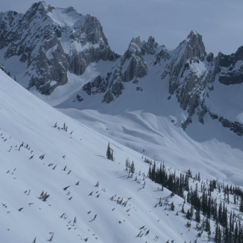 Columbia Mountains, Rockies