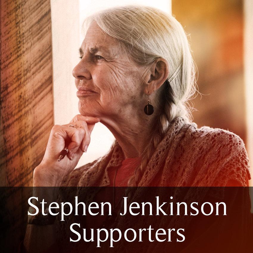 Stephen Jenkinson Supporters