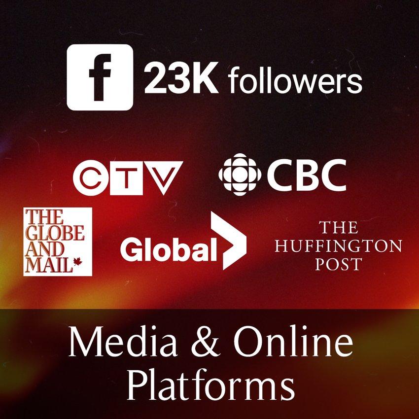 Media and Online Platforms