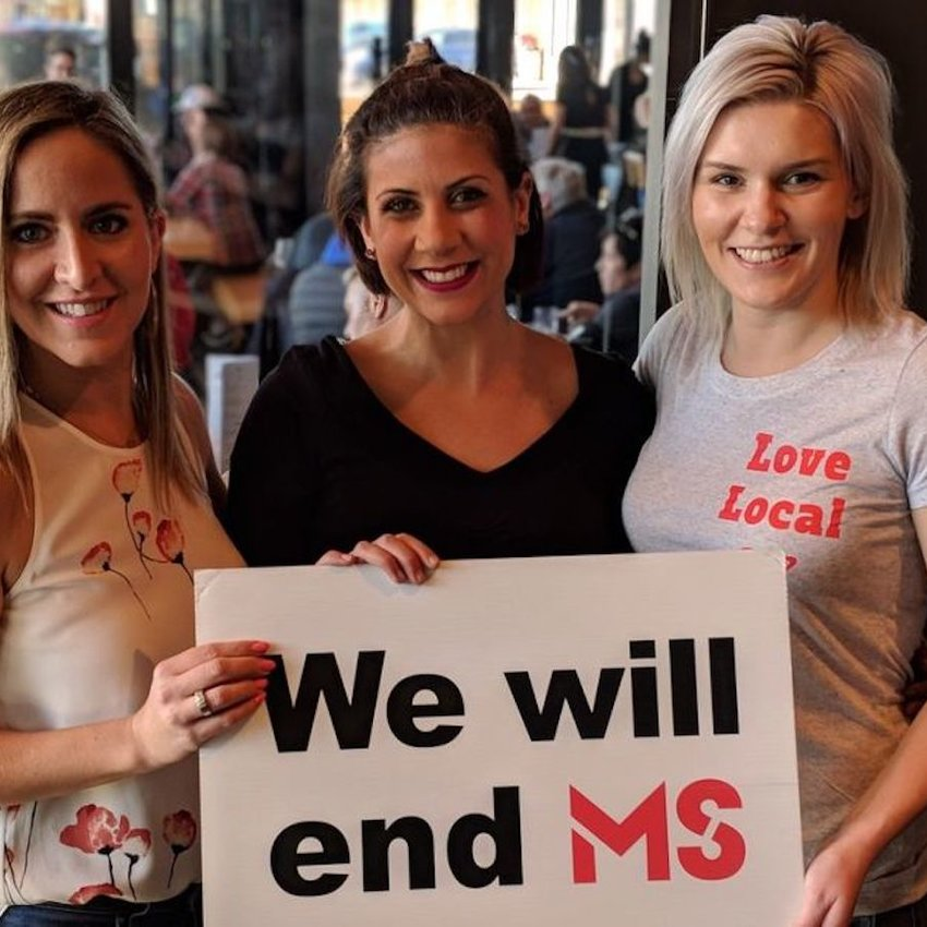 Canadians with MS