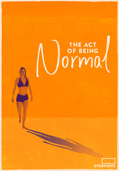 The Act of Being Normal Box Art image