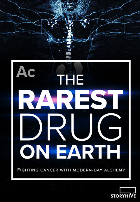 The Rarest Drug on Earth Box Art image