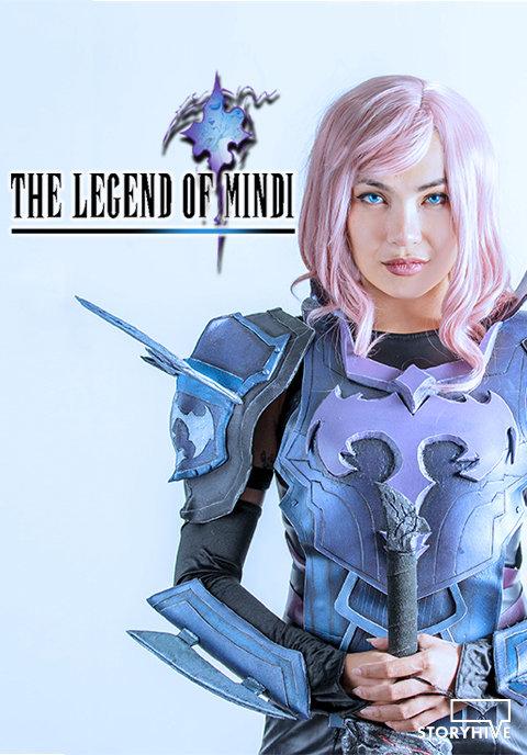 The Legend of Mindi Box Art image