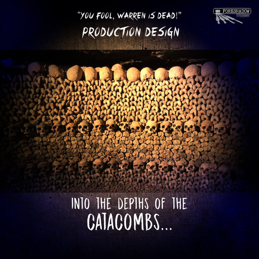 Descend Into the Catacombs