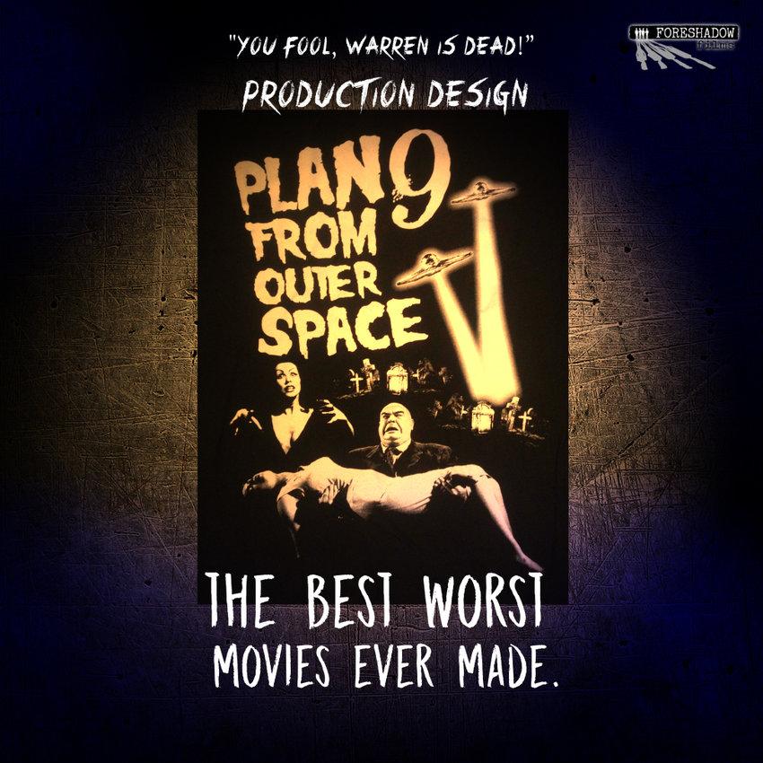 Cheesy Horror B-Movies FTW