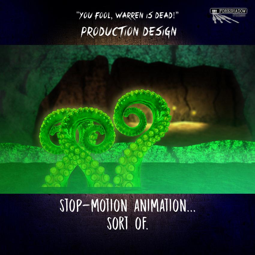 Stop-motion(ish) Animation