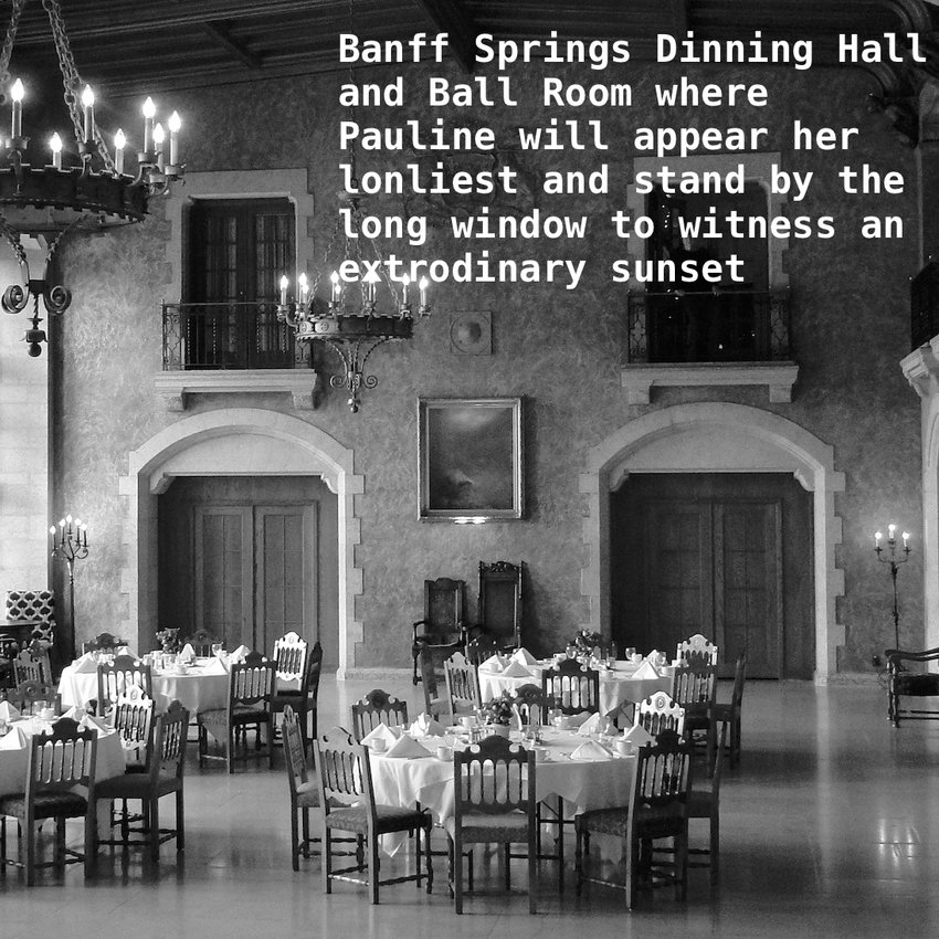 Banff Springs Dinning Hall & Ball Room