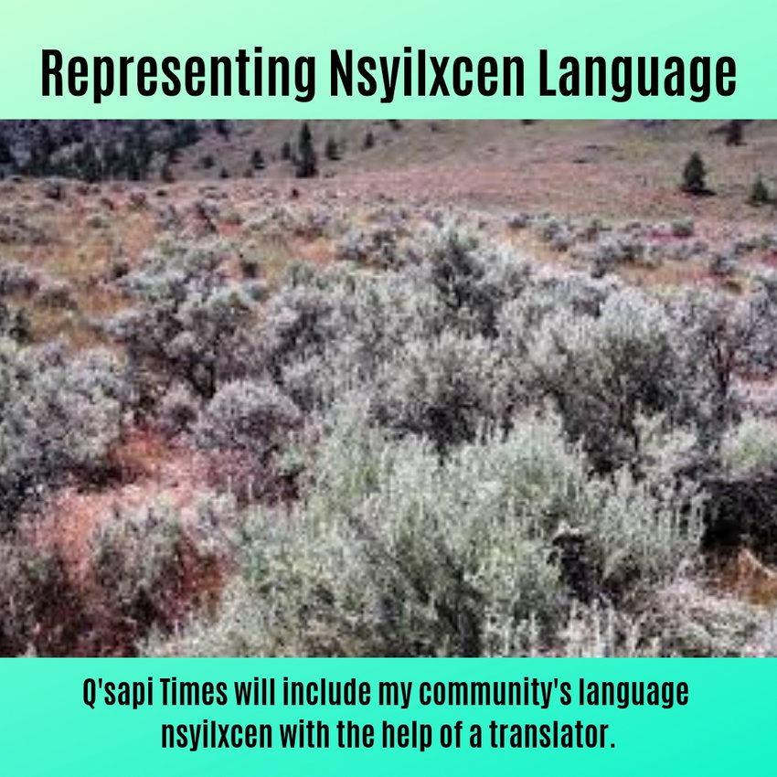 Representing Nsyilxcen Language