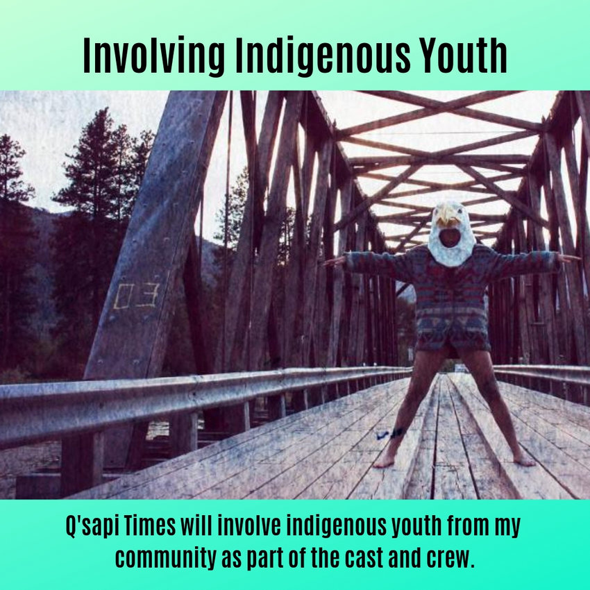 Involving Indigenous Youth
