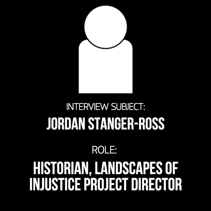 Interview Subject: Jordan Stanger-Ross