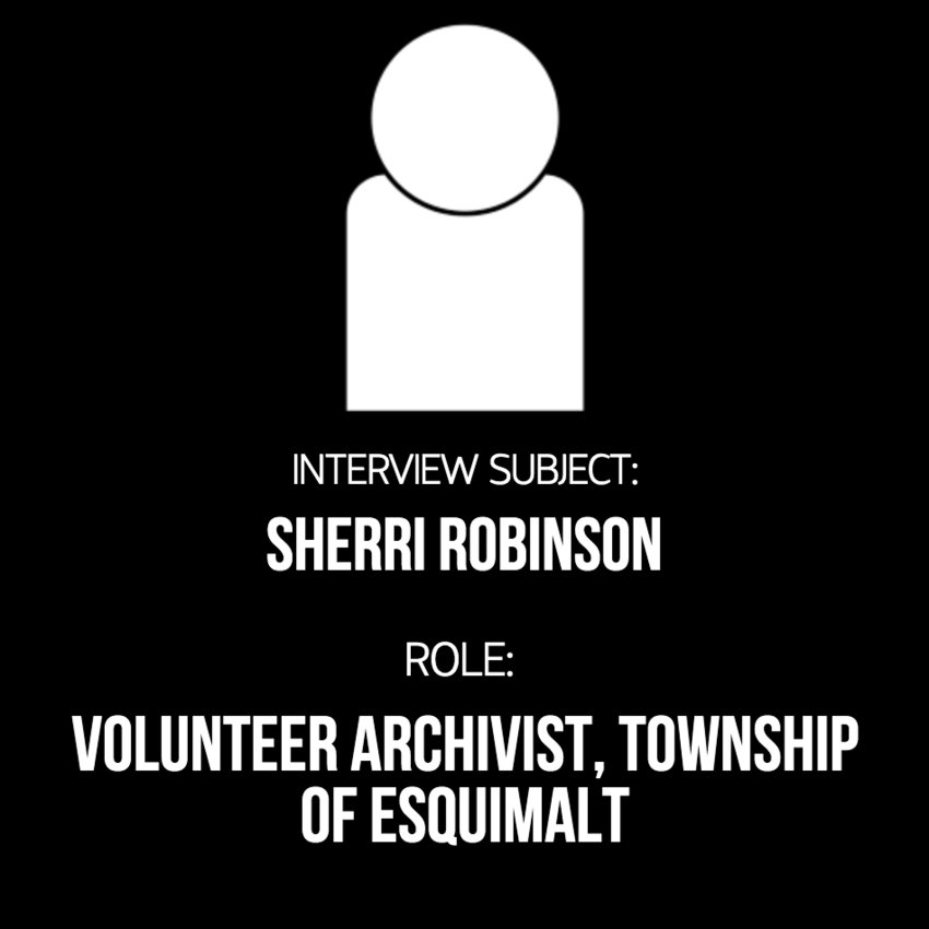 Interview Subect: Sherri Robinson