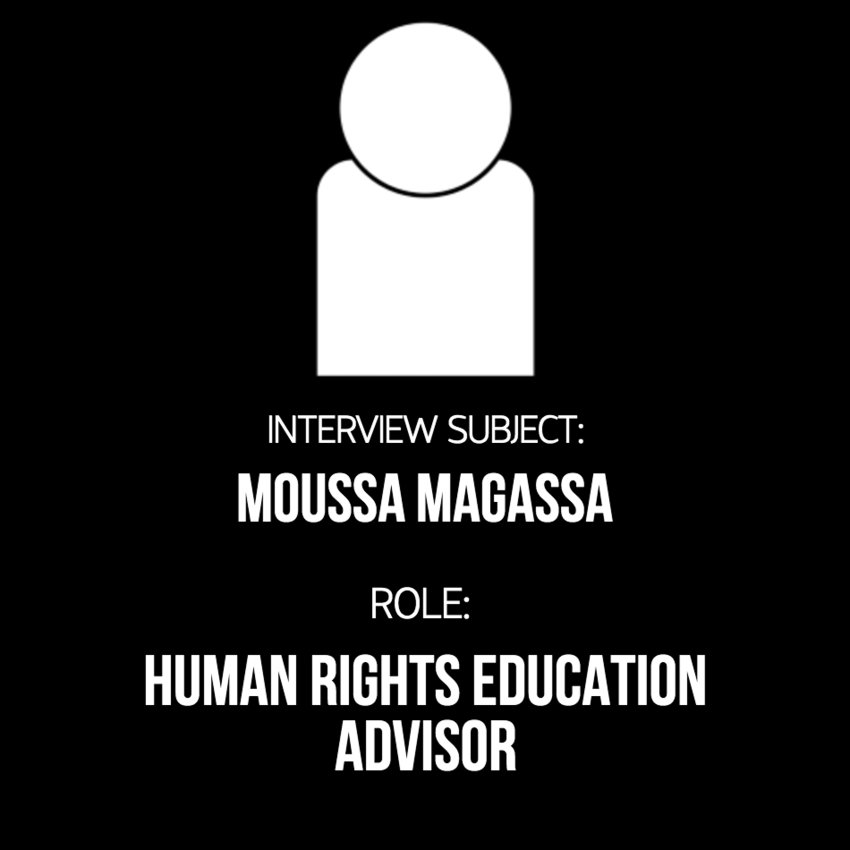 Interview Subject: Moussa Magassa
