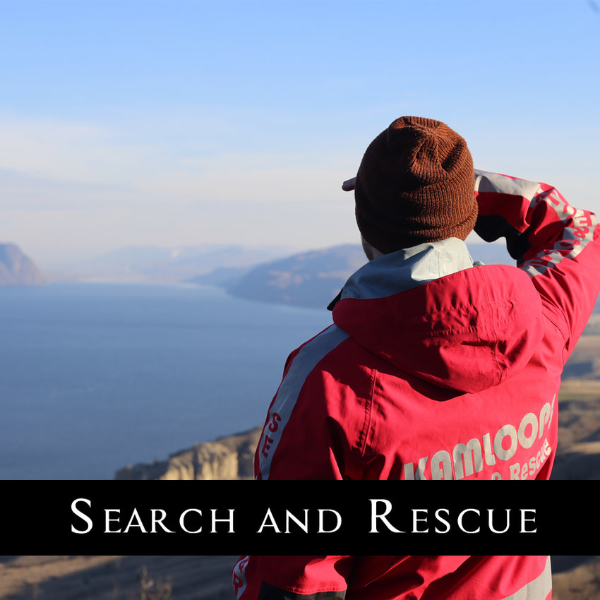 Search and rescue community