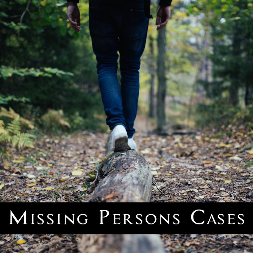 Missing Persons Cases