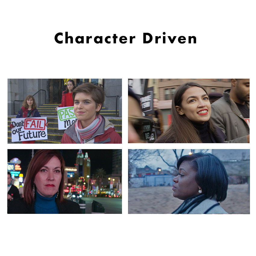 Character Driven