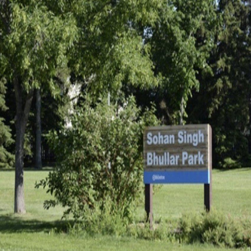 Sohan Singh Bhullar Park (Edm)