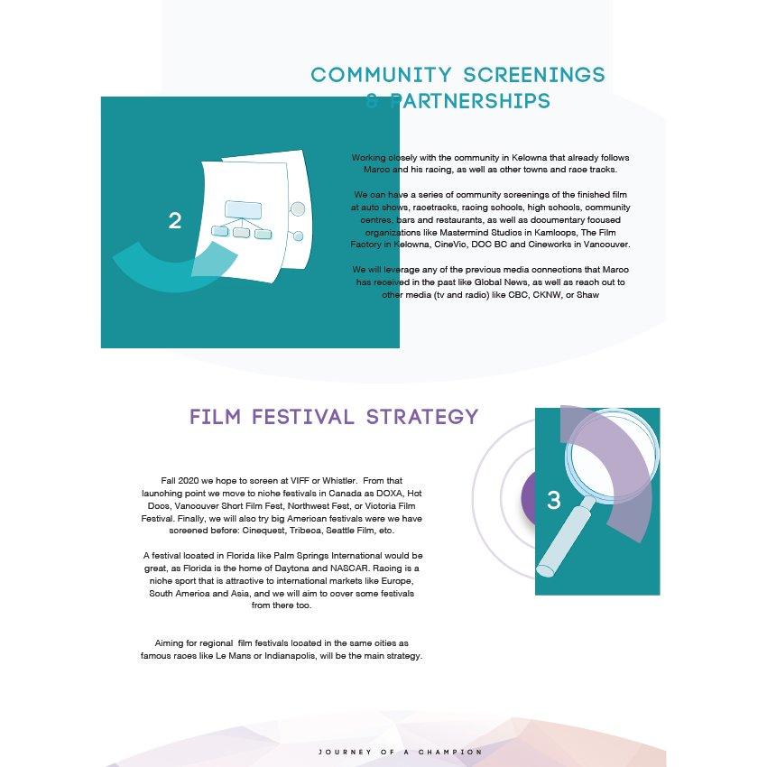 Community Screenings and Film Festivals