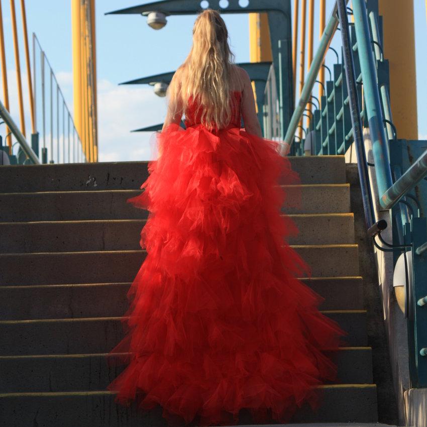 Red Dress Dedication