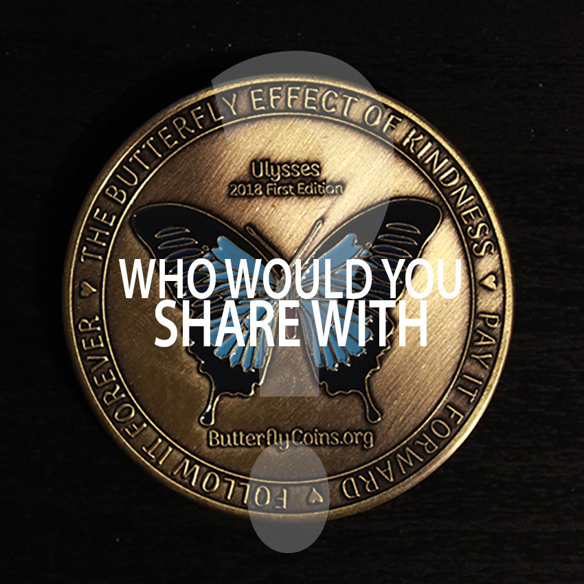 WHO WOULD YOU SHARE WITH?