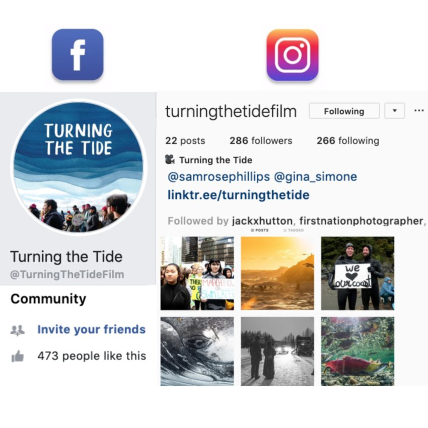 TURNING THE TIDE WITH SOCIAL MEDIA