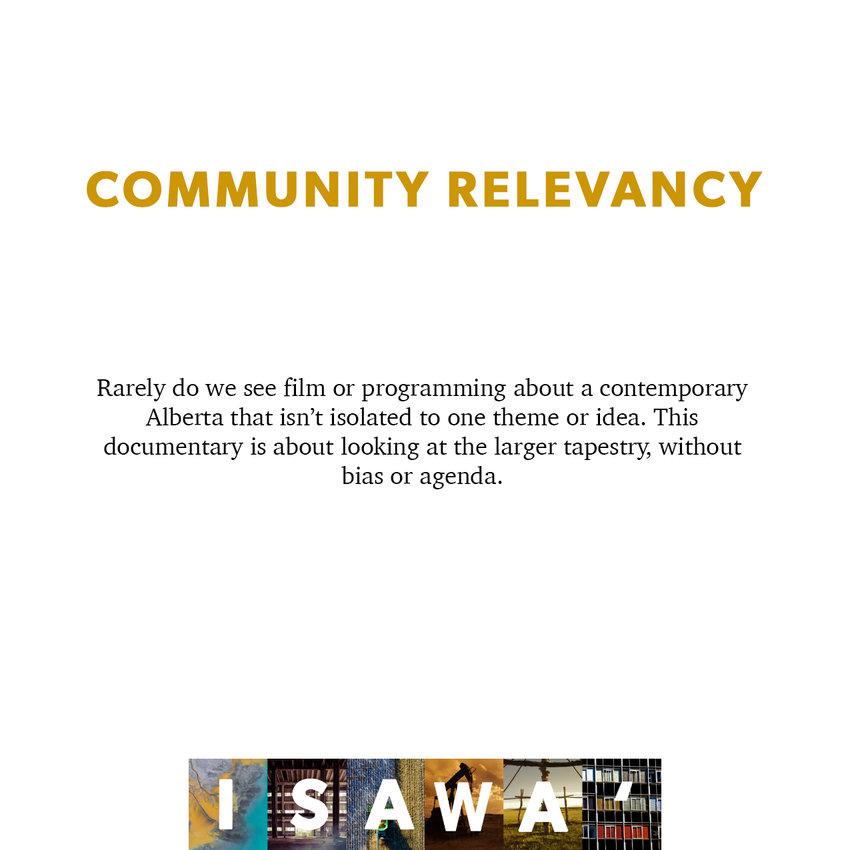 Community Relevancy