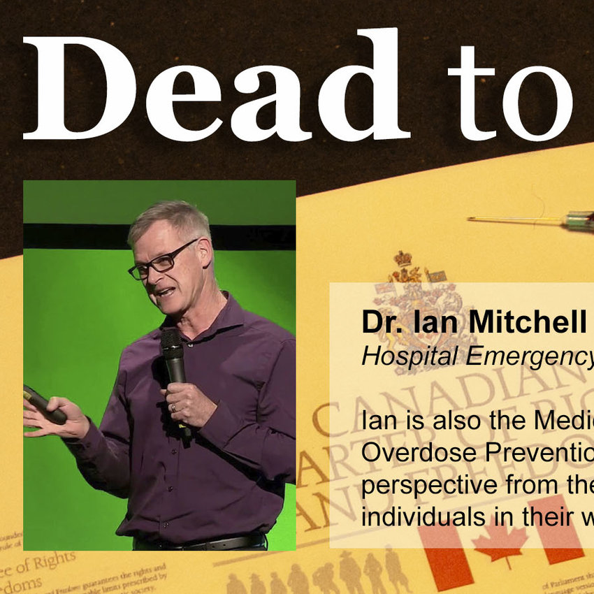 Dr. Ian Mitchell – ER Physician