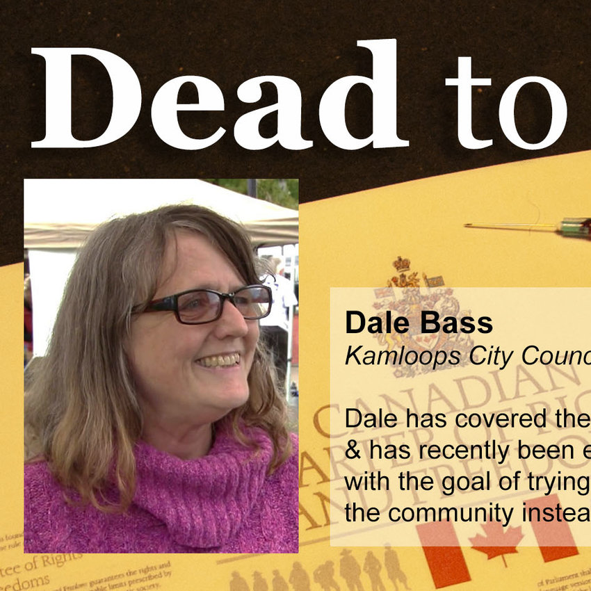 Dale Bass, City Councilor & Reporter