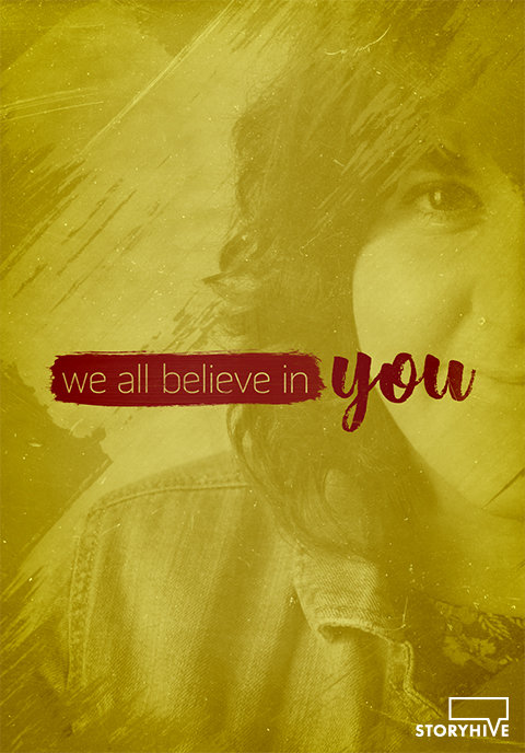 We All Believe In You Box Art image