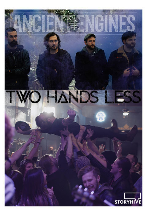 Two Hands Less Box Art image
