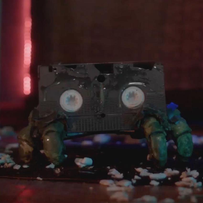Puppet VHS creature